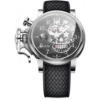 "Chronofighter GRAND VINTAGE "" SKULL"" Ltd 50"