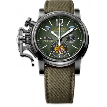 Chronofighter Vintage Flying Tiger / Ltd 88 pcs