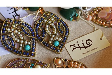Jewels Ziio: color and art handmade