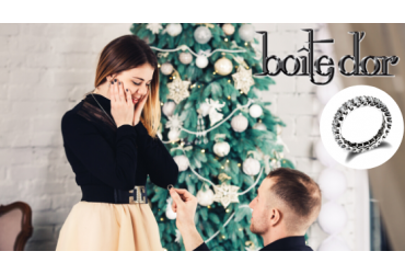 For a magical Christmas, come to Boite d'Or